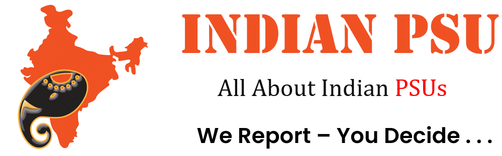 Indian PSU | Public Sector Undertaking News