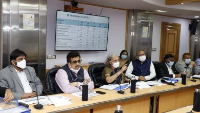 Photo of Union Minister Of Steel Reviews Status Of Steel Cost Reduction in Production of PSUs